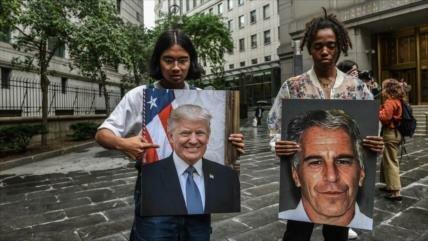 Millonario amigo de Trump, inculpado de tráfico sexual de menores