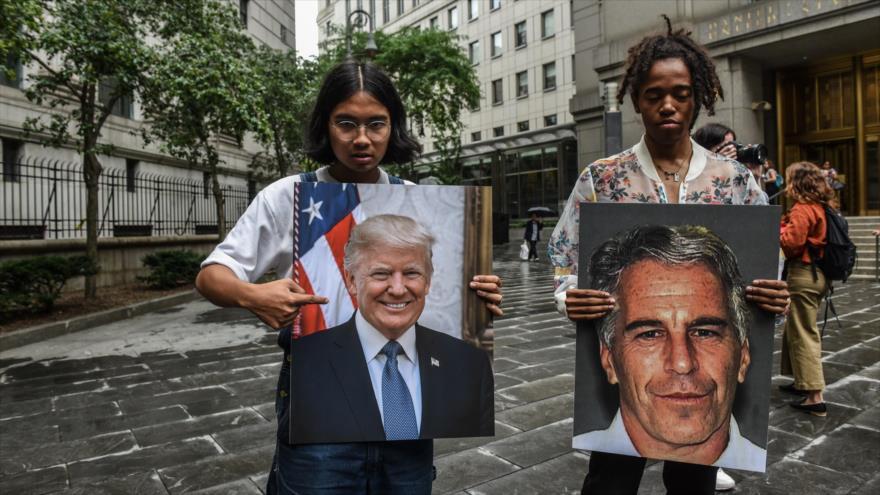 Millonario amigo de Trump, inculpado de tráfico sexual de menores | HISPANTV