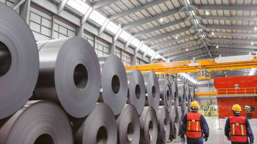 Productos de aluminio fabricados en el estado mexicano de Nuevo Leon, 31 de mayo de 2018. (Foto: AFP)