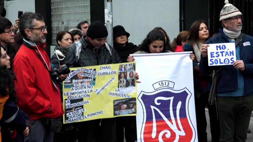 Liceo público más prestigioso de Chile bajo ataque del Estado