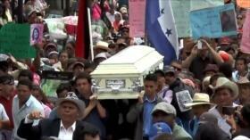 Familia de Berta Cáceres denuncia eliminación de testigos claves