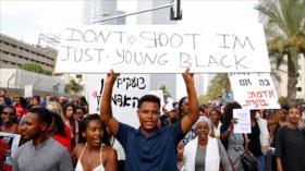 Etíopes israelíes: Defendemos a nuestros hijos ante brutalidad policial