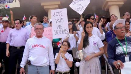 Deterioro social se profundizó con gestión varelista en Panamá