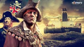 Piratería británica en pleno siglo XXI