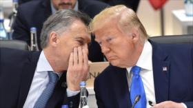 Macri busca declarar terrorista a Hezbolá a petición de EEUU