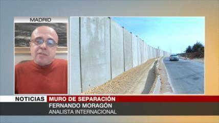 Moragón: EEUU apoya cualquier tropelía y barbaridad de Israel