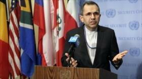 Irán: EEUU es la principal fuente de inseguridad en Oriente Medio