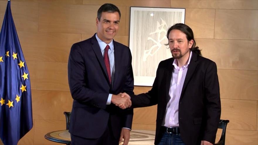 España: Fracasan las negociaciones entre Sánchez e Iglesias