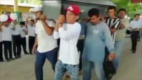 Una niña muere en Honduras, tras atentado contra su padre