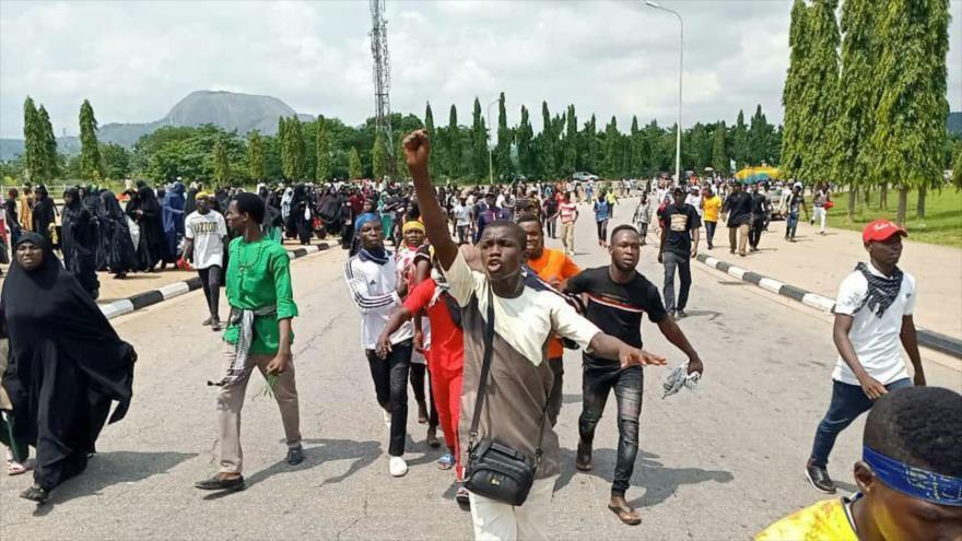 Nigerianos urgen la inmediata liberación de Al-Zakzaky | HISPANTV