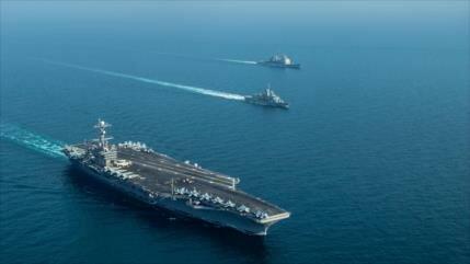 EEUU busca formar una coalición militar contra Irán