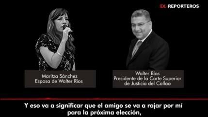 En Perú crean comisión especial para investigar a cuellos blancos