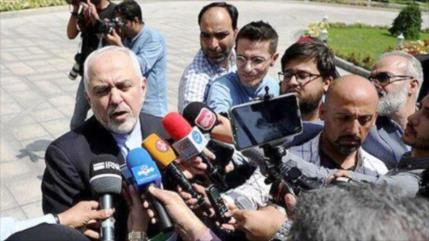 Irán condiciona diálogos nucleares a fin del terrorismo económico