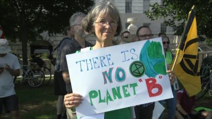 Ambientalistas apoyan medida contra el cambio climático en EEUU