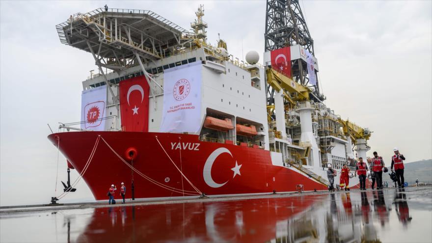 Turquía seguirá con sus perforaciones petroleras cerca de Chipre | HISPANTV