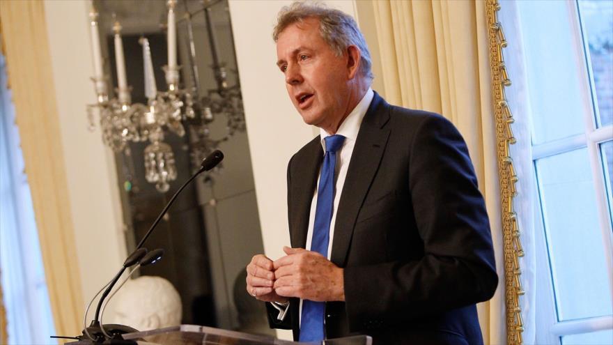 Dimite el embajador británico en EEUU tras filtración escandalosa