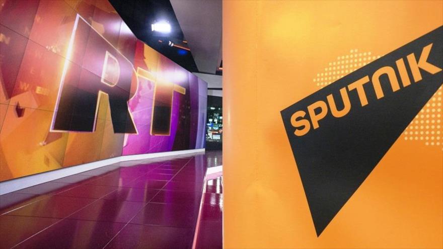 Londres rechaza acreditar a RT y Sputnik por supuesta desinformación.