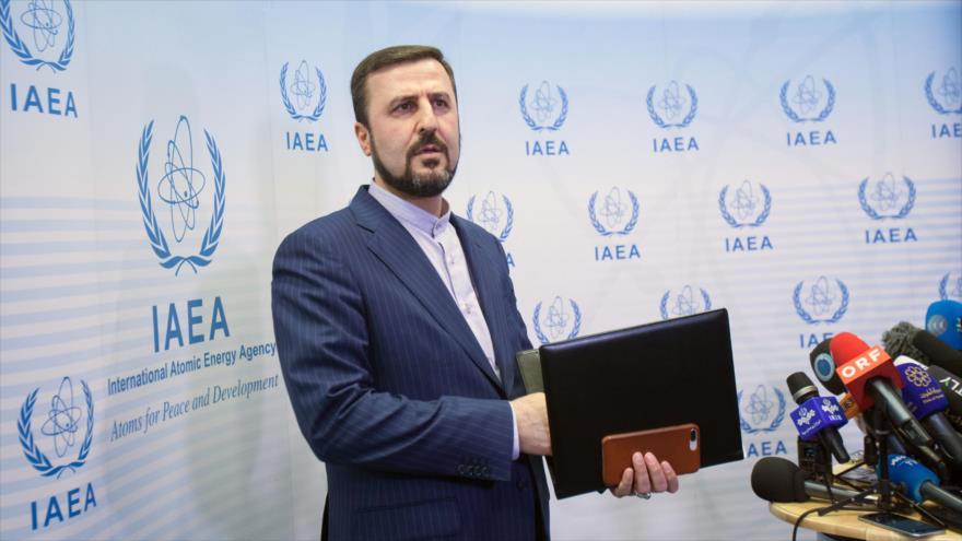 """Irán: Sanciones de EEUU son """"crimen contra la humanidad"""""""