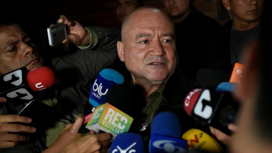 FARC condena el plan para 'eliminar' a sus dirigentes en Colombia