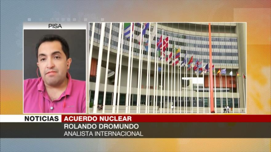 Dromundo: Futuro de acuerdo nuclear depende de medidas de Europa