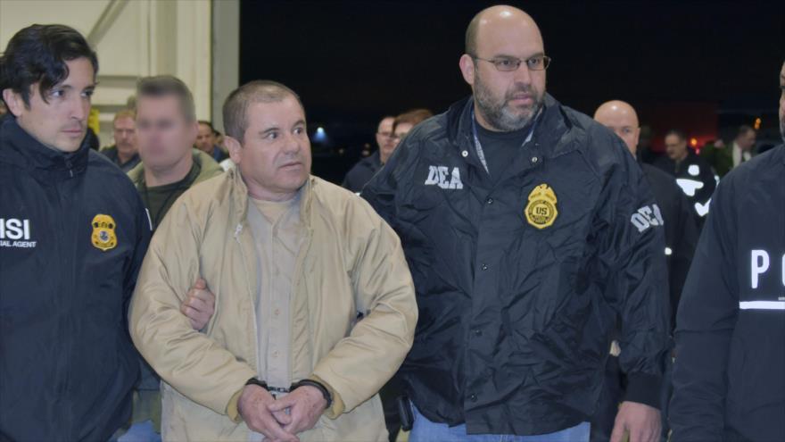 EEUU pide cadena perpetua y 30 años más para 'El Chapo' | HISPANTV