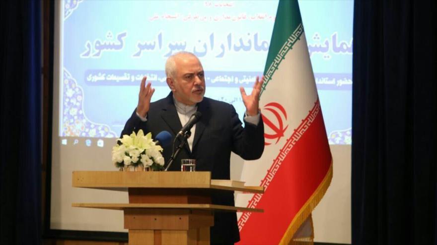 Irán resalta fracaso político de EEUU en reunión de la AIEA