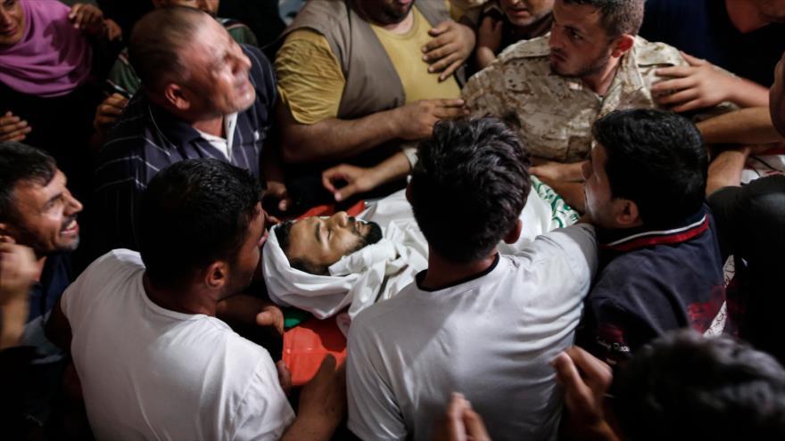 HAMAS amenaza a Israel con represalias por asesinar a su miembro