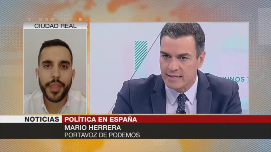 Herrera: PSOE busca gobernar como si tuviera mayoría absoluta