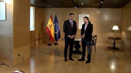 26,4 % de españoles prefiere un Gobierno de coalición con Podemos