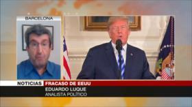 Eduardo Luque elogia la 'fuerza de la razón' de Irán ante EEUU