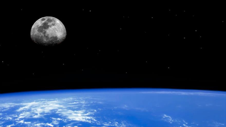 Vista general de la Tierra y la Luna desde el espacio exterior. (Foto: NASA)