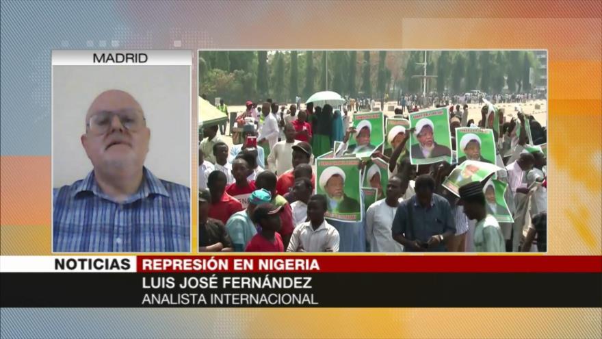 Fernández: Represión de nigerianos es por influencia de wahabismo