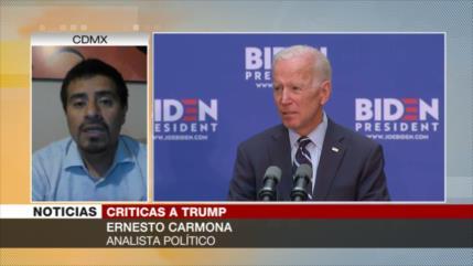 """Promesas electorales de Biden son vacías e inviables"""