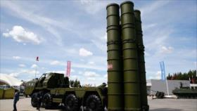 Turquía desafía a EEUU y recibe el primer lote de S-400 de Rusia