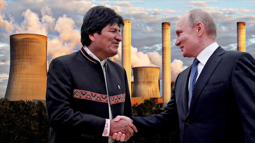 Bolivia pasa a era nuclear con reactor erigido a 4000 m de altura