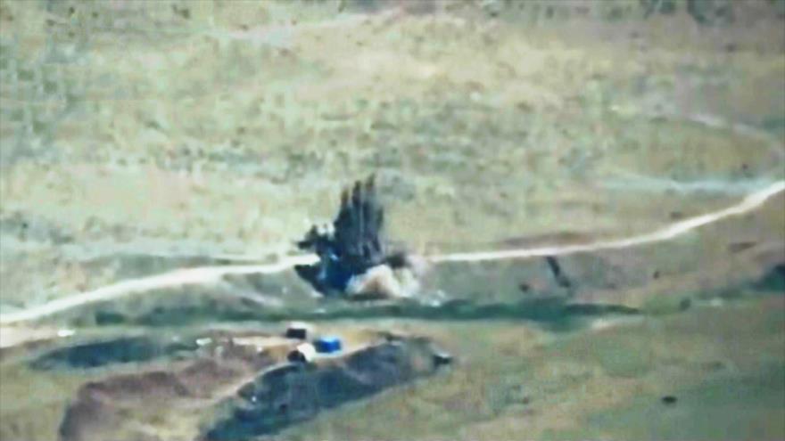 Vídeo: Irán bombardea posiciones terroristas en Kurdistán iraquí | HISPANTV
