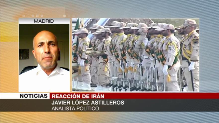 Astilleros: Israel teme la reacción de Irán en caso de un ataque