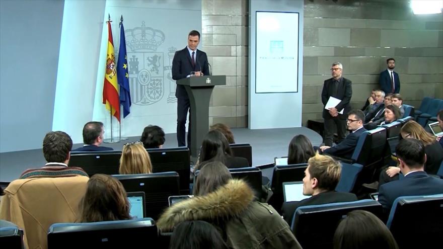 Sigue el clima de incertidumbre entre PSOE y Unidas Podemos