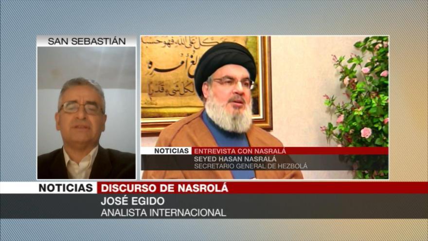"""EEUU sanciona a Hezbolá, presionado por Arabia Saudí e Israel"" | HISPANTV"