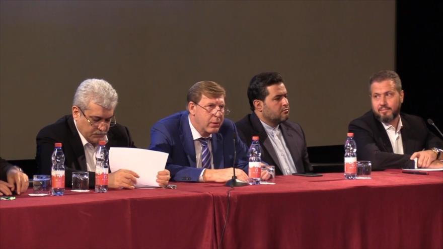 Irán y Rusia refuerzan lazos en Foro de Negocios de Tecnologías