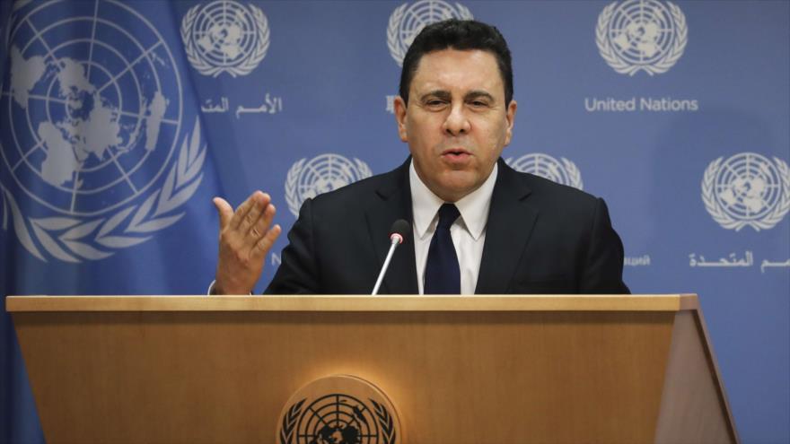 Venezuela alerta a ONU de planes de EEUU y Colombia contra Maduro