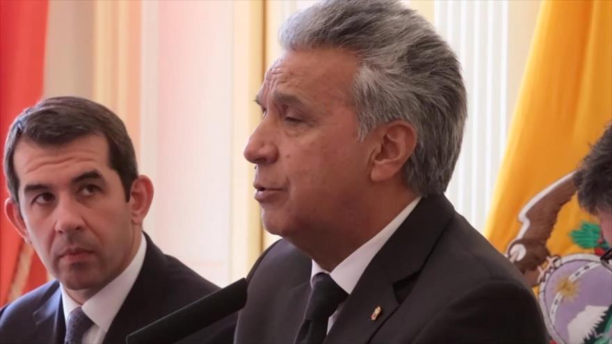 En Ecuador demandan por inconstitucional acuerdo con el FMI
