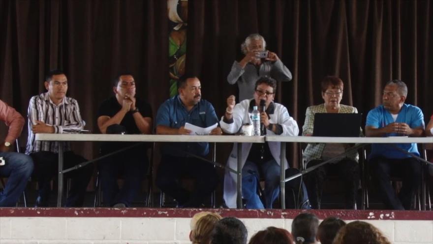 En Honduras plataforma gremial define nuevas rutas de lucha