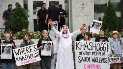 FBI alerta a vinculados a Khashoggi de amenazas por parte de Riad