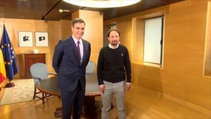 Sánchez abierto a ministros de la confluencia de Podemos