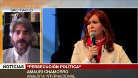 """""""Evitar una reelección de Fernández sería dar patadas de ahogado"""""""