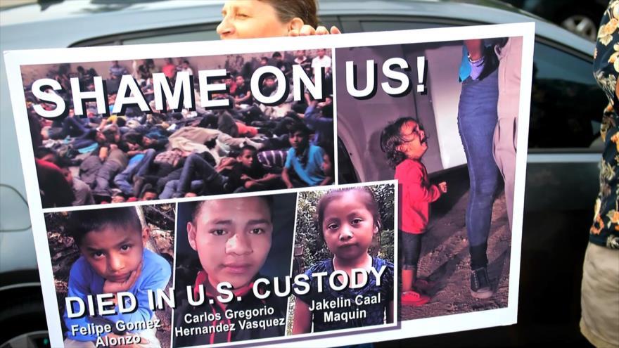Continúa política migratoria con tintes de limpieza étnica en EEUU | HISPANTV