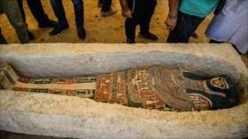 Egipto abre por primera vez dos de sus pirámides más antiguas