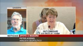 'Informe de Bachelet sobre Venezuela necesita 70 correcciones'