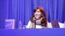 Cristina Fernández censura campaña sucia y agresiva de Macri